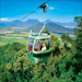Cairns Green Island and Kuranda Skyrail 1 Day Package