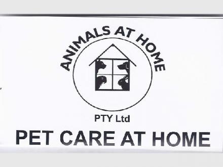 Animals at Home PTY Ltd