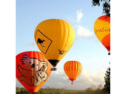 Balloon HOT AIR Cairns