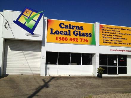 Cairns Local Glass