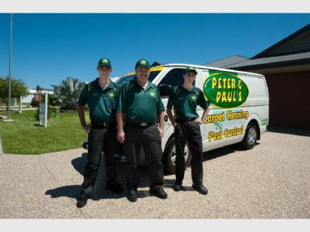 Peter & Paul's Carpet Cleaning