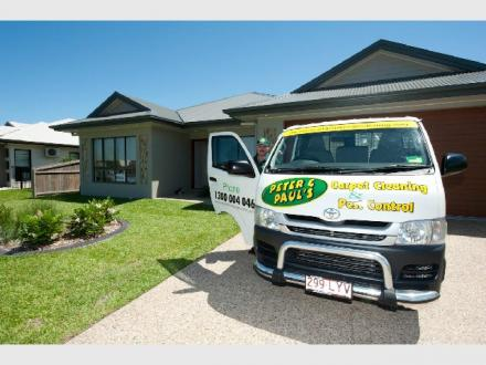 Peter & Paul's Carpet Cleaning Mareeba