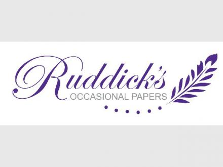 Ruddick's Occasional Papers
