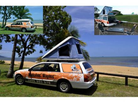 Walkabout Wagons - Campervan Hire Cairns Australia